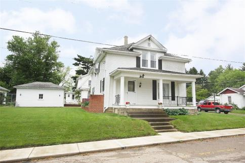 43 High Street Fredericktown Ohio 43019