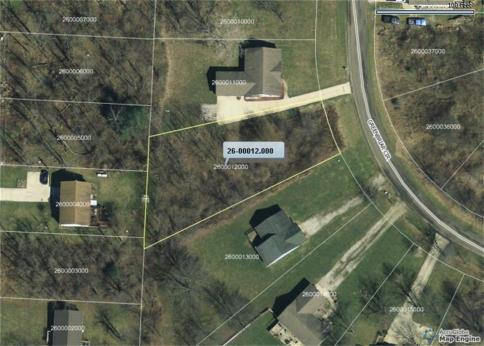 Lot 12 Green Valley Subdivision Howard Ohio 43028 at The Apple Valley Lake