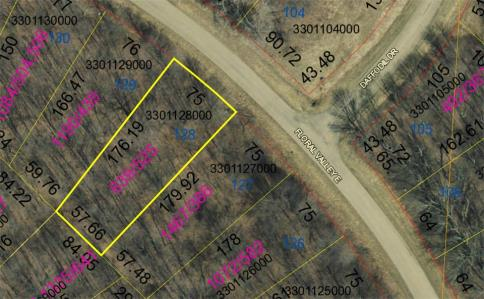 Lot 128 Floral Valley Subdivision Howard Ohio 43028 at The Apple Valley Lake
