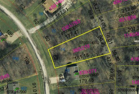 Lot 14 Northridge Heights Subdivision Howard Ohio 43028 at The Apple Valley Lake