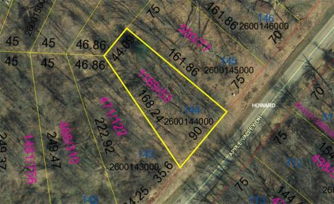 Lot 144 Green Valley Subdivision Howard Ohio 43028 at The Apple Valley Lake