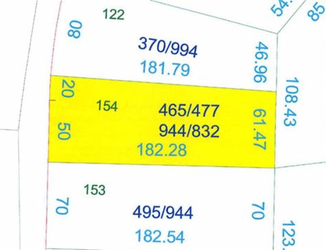 Lot 154 King Beach Terrace Subdivision Howard Ohio 43028 at The Apple Valley Lake