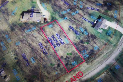 Lot 158 Grand Ridge Estates Subdivision Howard Ohio 43028 at The Apple Valley Lake