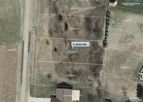 Lot 187 Country Club Subdivision Howard Ohio 43028 at The Apple Valley Lake