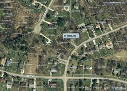 Lot 188 Apple Valley Subdivision Howard Ohio 43028 at The Apple Valley Lake