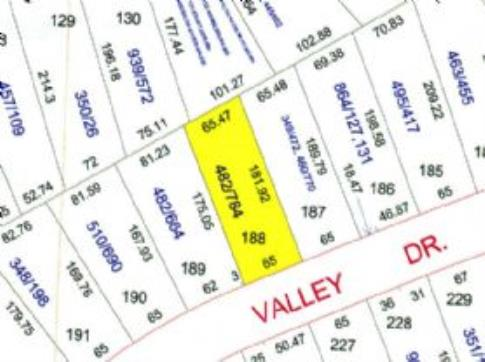 Lot 188 Northridge Heights Subdivision Howard Ohio 43028 at The Apple Valley Lake
