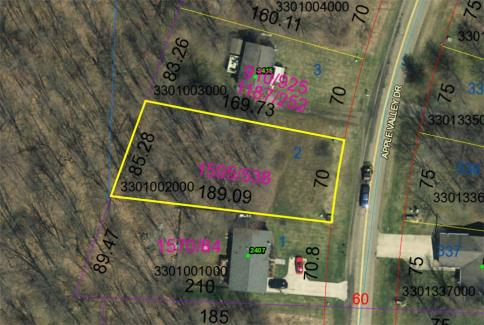 Lot 2 Floral Valley Subdivision Howard Ohio 43028 at The Apple Valley Lake