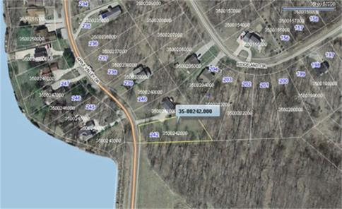 Lot 242 Grand Ridge Estates Subdivision Howard Ohio 43028 at The Apple Valley Lake