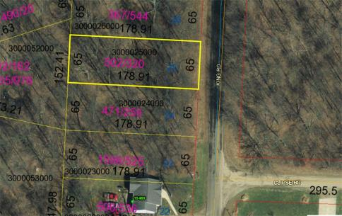 Lot 25 Grand Valley View Subdivision Howard Ohio 43028 at The Apple Valley Lake