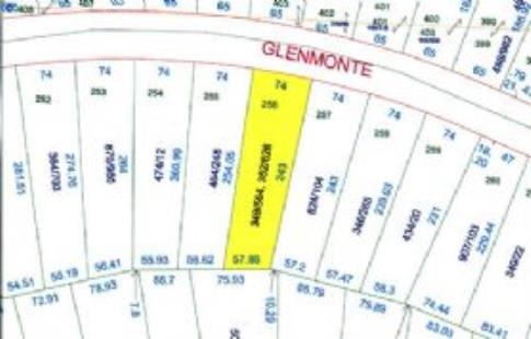 Lot 256 Northridge Heights Subdivision Howard Ohio 43028 at The Apple Valley Lake