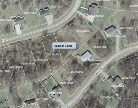 Lot 312 Grand Valley View Subdivision Howard Ohio 43028 at The Apple Valley Lake