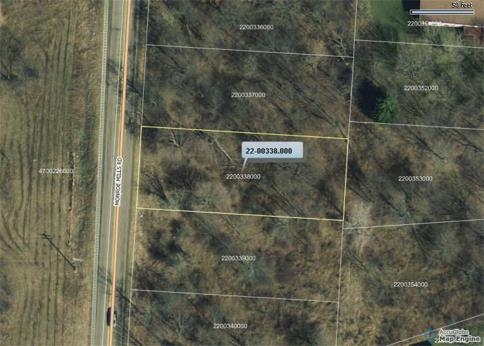 Lot 338 Apple Valley Subdivision Howard Ohio 43028 at The Apple Valley Lake