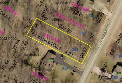 Lot 344 Highland Hills Subdivision Howard Ohio 43028 at The Apple Valley Lake