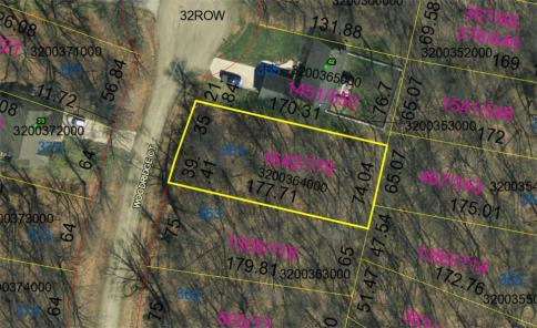 Lot 364 Highland Hills Subdivision Howard Ohio 43028 at The Apple Valley Lake