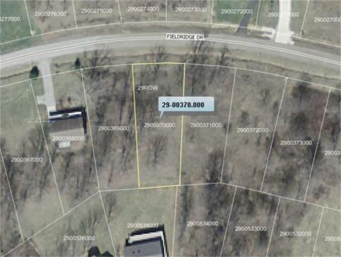 Lot 370 Northridge Heights Subdivision Howard Ohio 43028 at The Apple Valley Lake