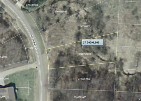 Lot 391 Country Club Manor Subdivision Howard Ohio 43028 at The Apple Valley Lake