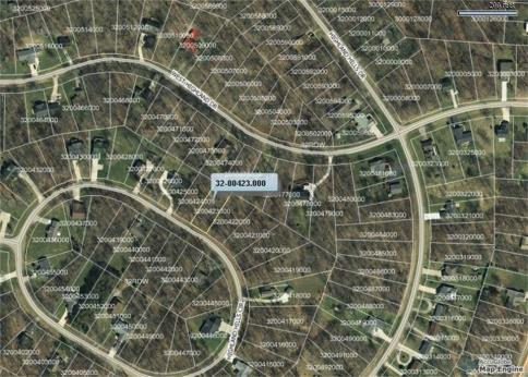 Lot 423 Highland Hills Subdivision Howard Ohio 43028 at The Apple Valley Lake