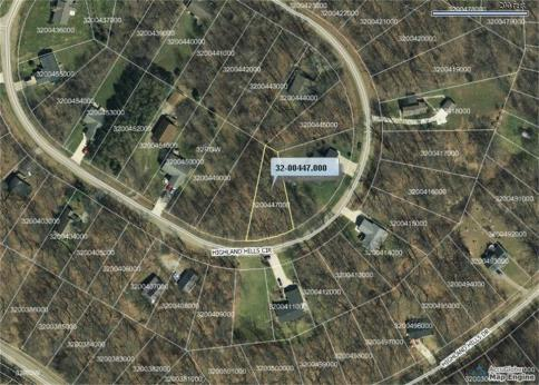 Lot 447 Highland Hills Subdivision Howard Ohio 43028 at The Apple Valley Lake