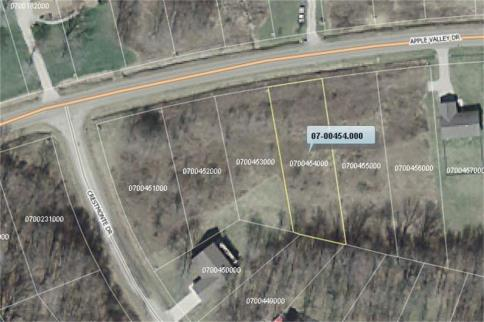 Lot 454 Northridge Heights Subdivision Howard Ohio 43028 at The Apple Valley Lake