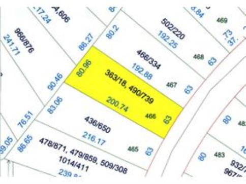 Lot 466 Grand Valley View Subdivision Howard Ohio 43028 at The Apple Valley Lake