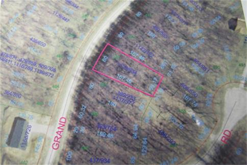 Lot 483 Grand Valley View Subdivision Howard Ohio 43028 at The Apple Valley Lake