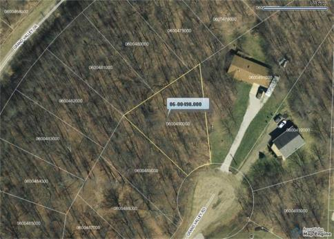 Lot 490 Grand Valley View Subdivision Howard Ohio 43028 at The Apple Valley Lake