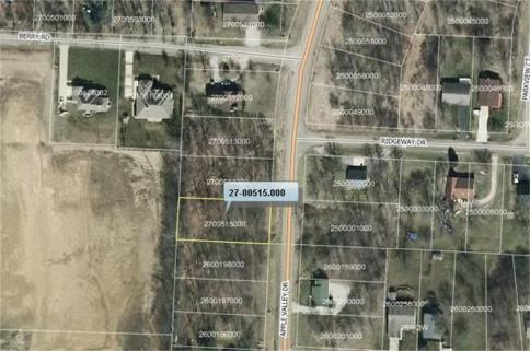 Lot 515 Country Club Manor Subdivision Howard Ohio 43028 at The Apple Valley Lake