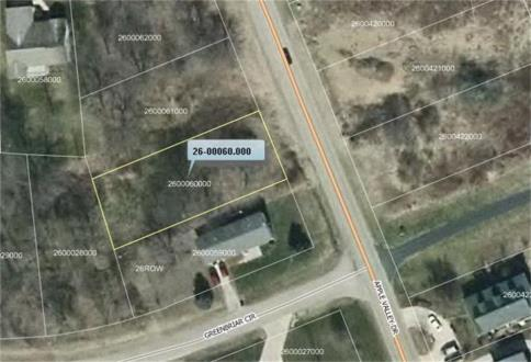 Lot 60 Green Valley Subdivision Howard Ohio 43028 at The Apple Valley Lake