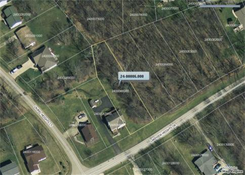 Lot 86 Lakeview Heights Subdivision Howard Ohio 43028 at The Apple Valley Lake