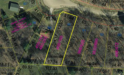 Lot 90 Baldwin Heights Subdivision Howard Ohio 43028 at The Apple Valley Lake