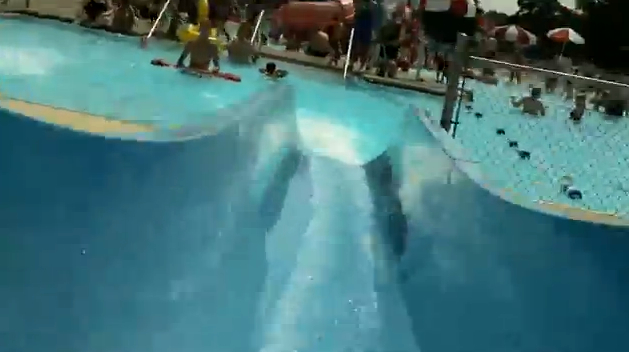 Hiawatha Water Slide
