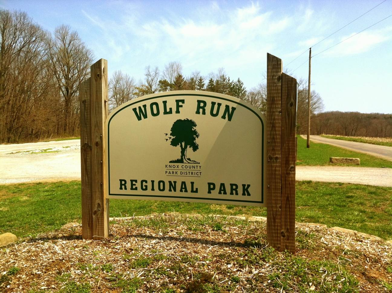 Knox County Ohio Wolf Run Dog Park