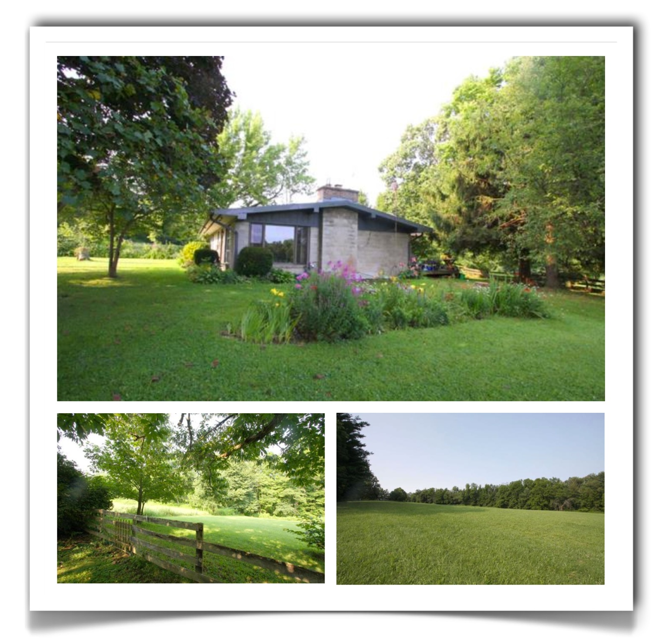 Acreage in Gambier Ohio and Kenyon College Area