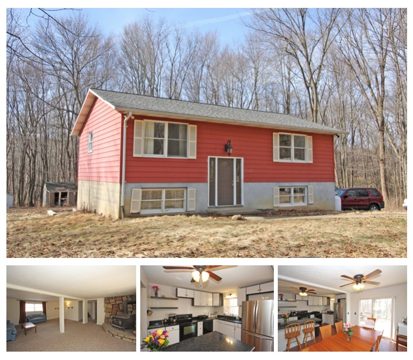 Country Bi Level Home For Sale In Fredericktown Ohio