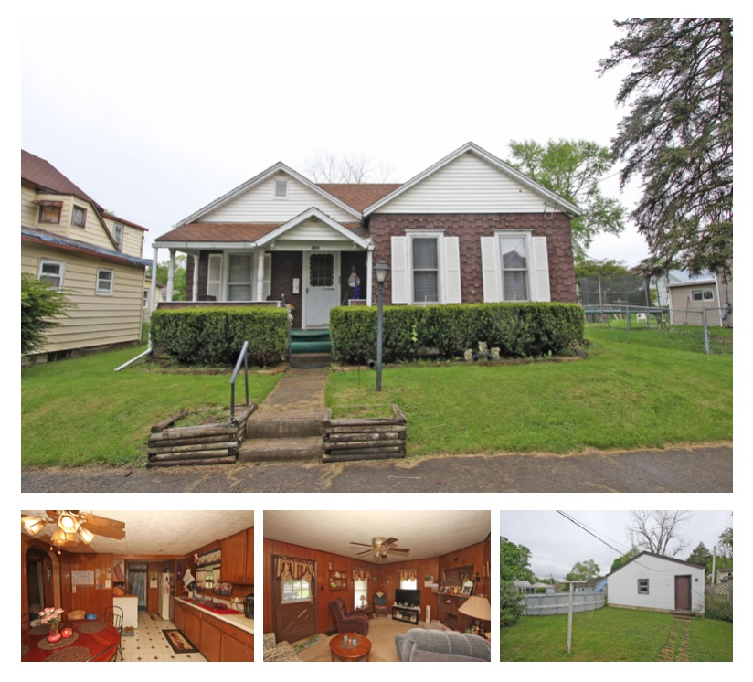 Cozy Ranch Home For Sale On East End Of Mount Vernon Ohio
