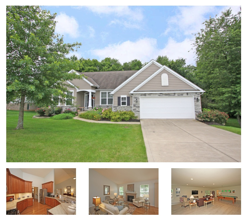 Exceptional ranch home for sale in mount vernon ohio for Ranch home builders ohio