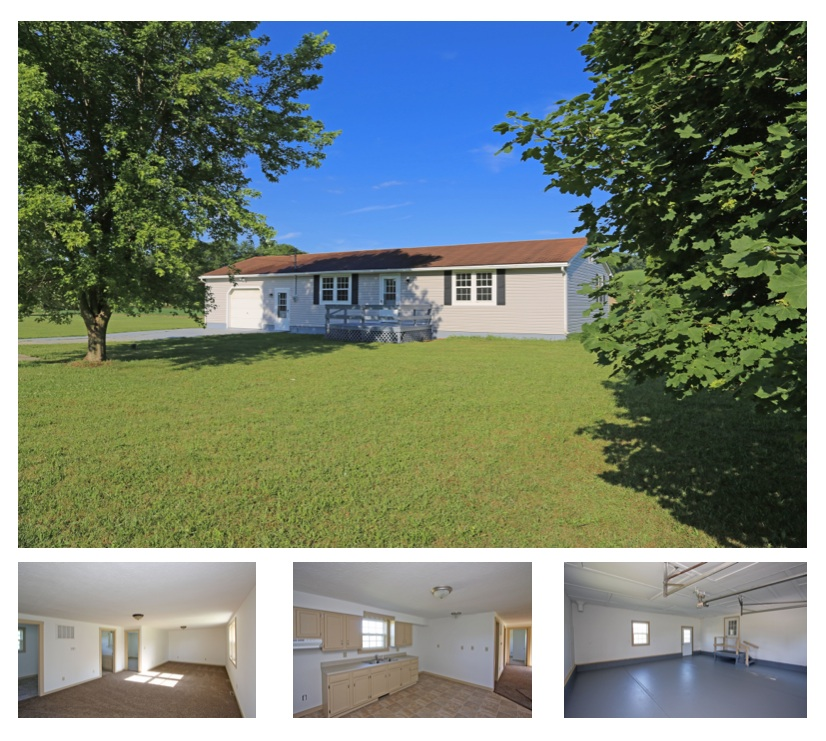 Nicely updated and move in ready ranch home for sale in for Ranch home builders ohio