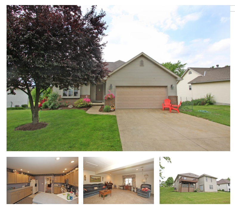 Spacious Ranch Home For Sale In Mount Vernon Ohio