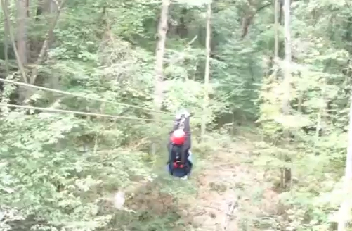 Knox County Ohio Zipline