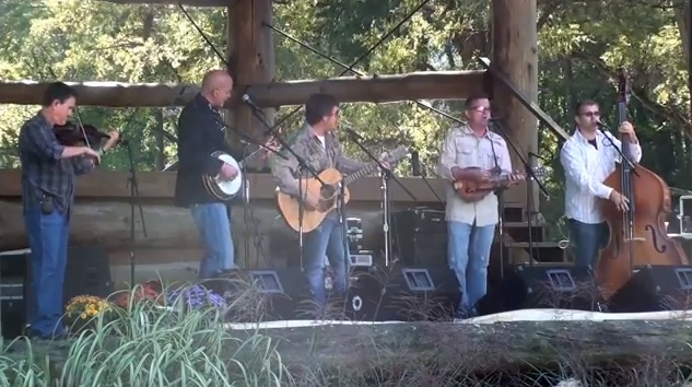 Mohican Bluegrass Festival in Knox County Ohio