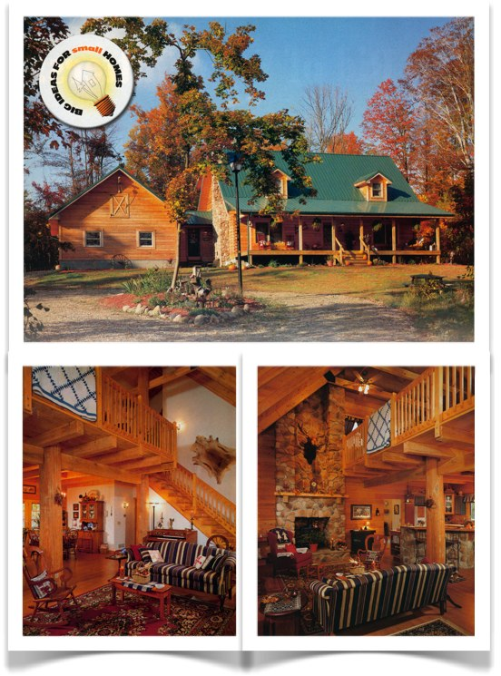 Mount Vernon Ohio Log Cabin Photos