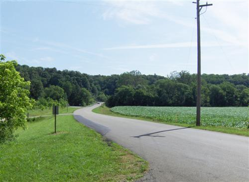 Kokosing Gap Trail Knox County Ohio Bike Path