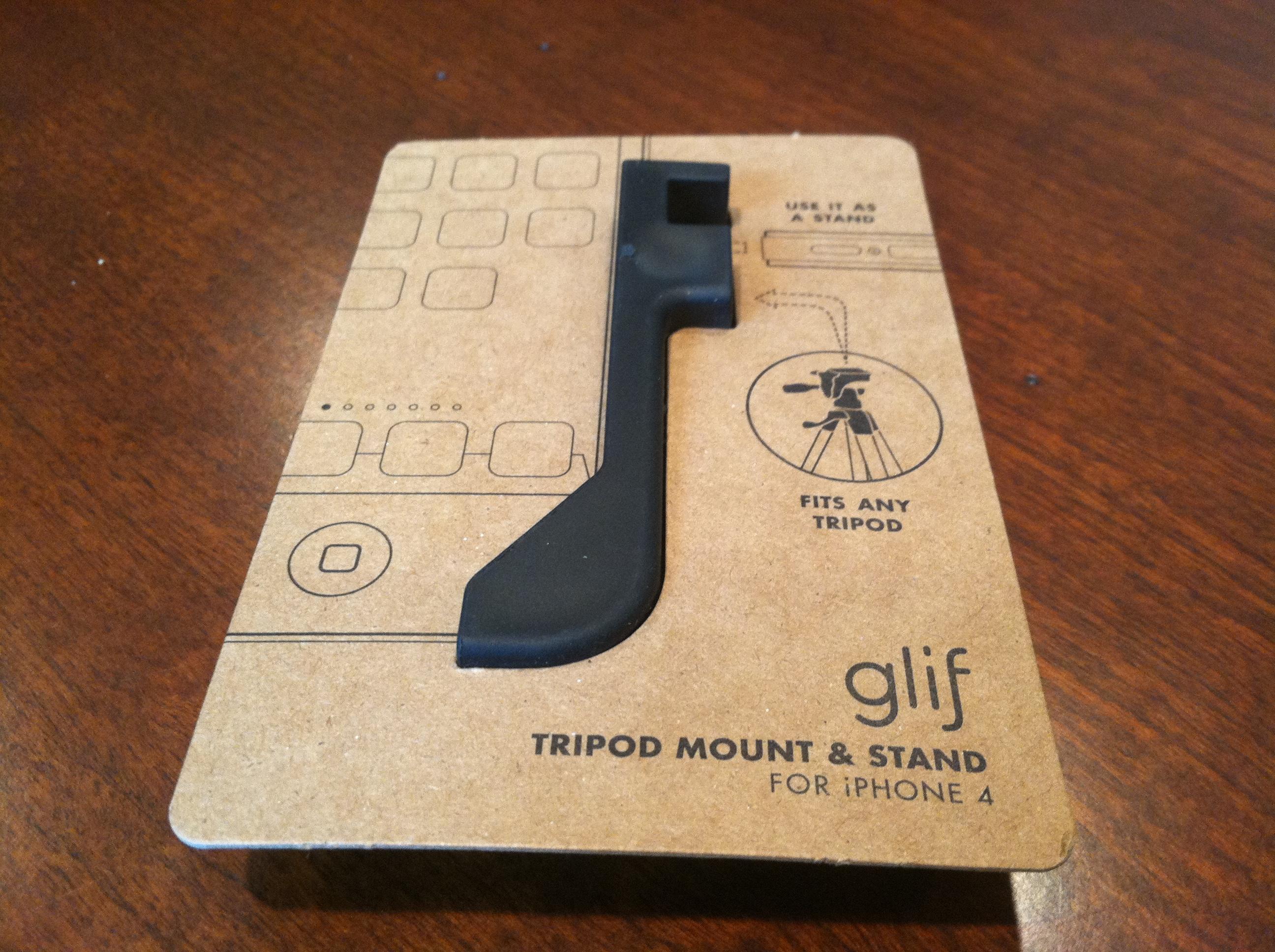 Apple iPhone Glif Tripod Mount