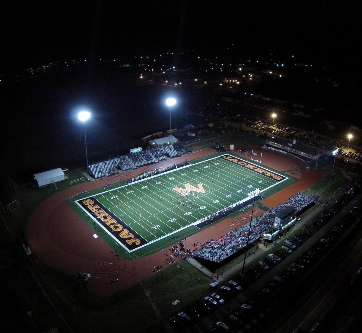 Mount Vernon High School Football Stadium and Track