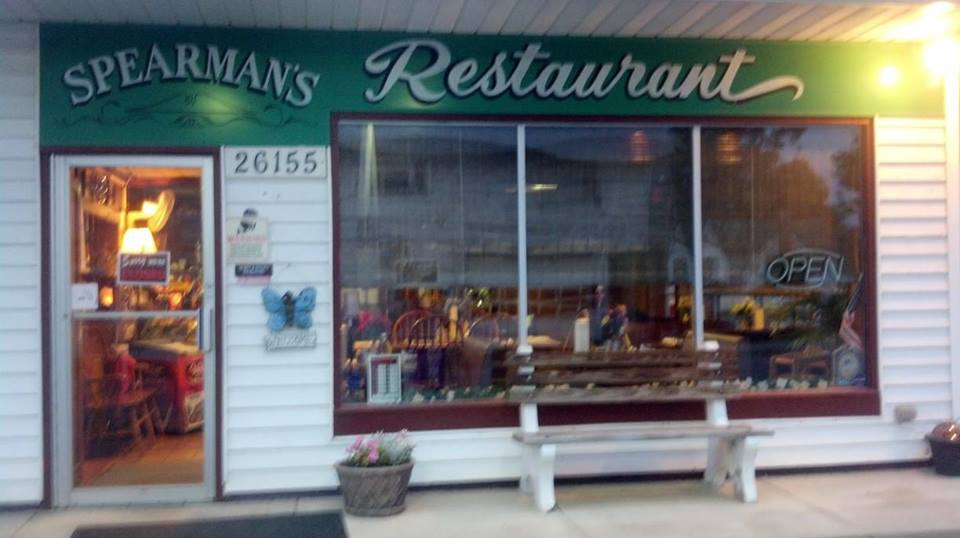 Spearman's Restaurant